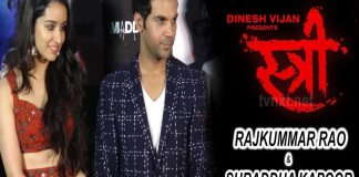 Trailer Launch Of Film STREE With Rajkummar Rao Shraddha Kapoor & Others TVNXT Bollywood copy