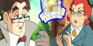 UBOS Ultimate Book of Spells Episode 15 What a Cut Up TVNXT KIDZ