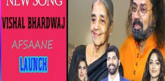 Vishal Bhardwaj Launches Ghazal Singer Hariharan's new song Afsane TVNXT BOLLYWOOD