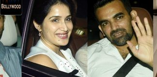Zaheer Khan With Wife Sagarika Ghatge & Others Watch Movie Soorma TVNXT BOLLYWOOD
