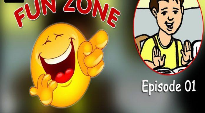 fun Zone Episode 01 Tvnxt Kidz