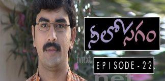 neelosagam Telugu TV Serial Episode 22
