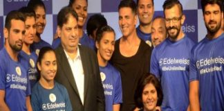 Akshay Kumar Gold Movie Promotion & Supports Team India for Asian Games 2018 TVNXT BOLLYWOOD