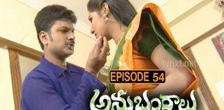 Anubhandhalu Telugu TV Serial Episode 54 copy