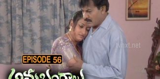 Anubhandhalu Telugu TV Serial Episode #56