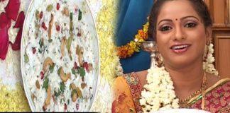 How To Cook Fruits Daddojanam in Telugu Cooking With Udaya Bhanu TVNXT Telugu