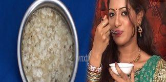 How To Make Jilledu Paala Junnu In Telugu Cooking With Udaya Bhanu
