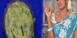 How To Make Raw Banana Curry (Aratikaya Pachi Pulusu) Cooking With Udaya Bhanu TVNXT Telugu