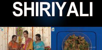 How To Make Shiriyali In Telugu Cooking With Udaya Bhanu TVNXT Telugu copy