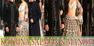 Katrina Kaif & Salman Khan Astonishing Ramp Walk At Manish Malhotra Fashion Show TVNXT BOLLYWOOD