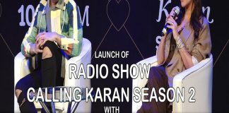 Launch Of Calling Karan Season 2 With Karan Johar, Neha Dhupia & Imtiaz Part1 TVNXT BOLLYWOOD