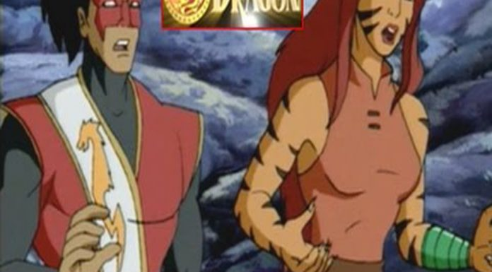 Legend Of The Dragon Episode 07 Temple Of Changes TVNXT KIDZ
