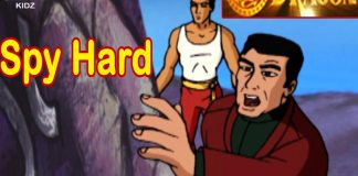 Legend Of The Dragon Episode 13 Spy Hard TVNXT KIDZ