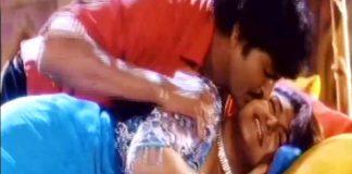 Love Song Of Mohan Babu & Malasri - Aakuni Atta Pattuko Song