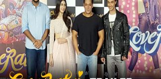 Loveratri Official Trailer Launch By Salman Khan, Aayush, Warina, Abhiraj TVNXT BOLLYWOOD