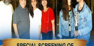 Mulk Movie Screening Rishi Kapoor, Taapsee Pannu, Prateik Babbar, Neetu Singh TVNXT BOLLYWOOD