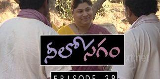 Neelosagam Telugu TV Serial Episode 39 Sai Mitra, Hemanth, Narmada, Avinash copy