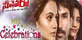 Neevevaro Movie Pre Release Event Aadhi Pinisetty Taapsee Ritika Kona Venkat TVNXT Hotshot