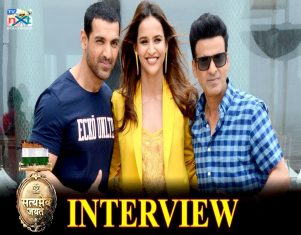 Satyamev Jayate Team Interview John Abraham, Aisha Sharma, Manoj Bajpayee TVNXT BOLLYWOOD