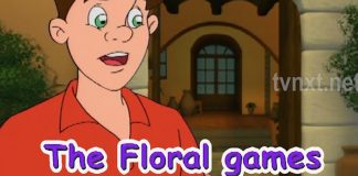 Scruff Episode 59 The Floral Games of Navel Children's Animation Series TVNXT KIDZ
