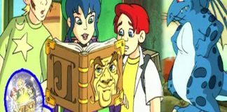 UBOS Ultimate Book of Spells Episode 25 Magic Quest TVNXT KIDZ
