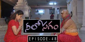 Neelosagam Telugu TV Serial Episode 48