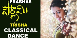 pournami songs- trisha classical dance