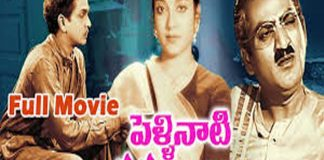 Pellinati Pramanalu Telugu Full Movie