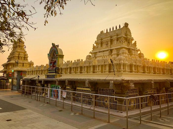 Warangal badrakali temple